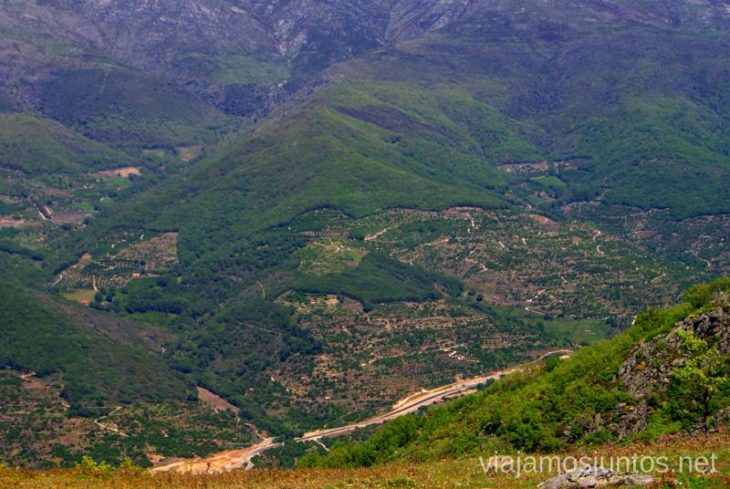 El Valle del Jerte, tan especial Ruta en 4x4 por lo alto del Valle del Jerte, Extremadura