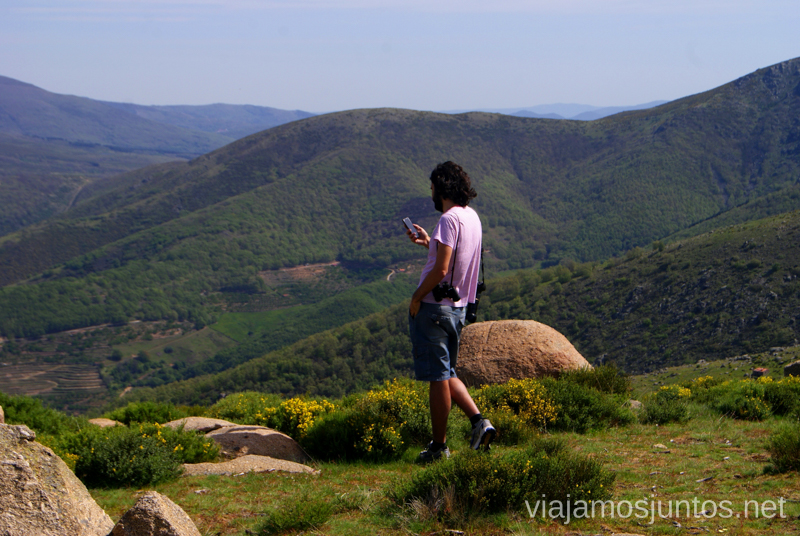 Nos vemos por Extremadura Ruta en 4x4 por lo alto del Valle del Jerte, Extremadura