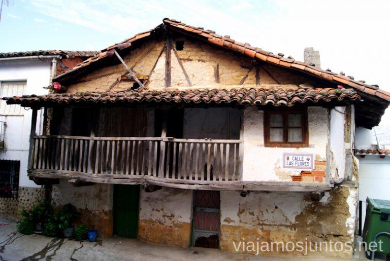 Casas típicas en Valdastillas Pueblos con encanto del Valle del Jerte