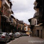 Calle principal - Cabezuela del Valle Pueblos con encanto del Valle del Jerte