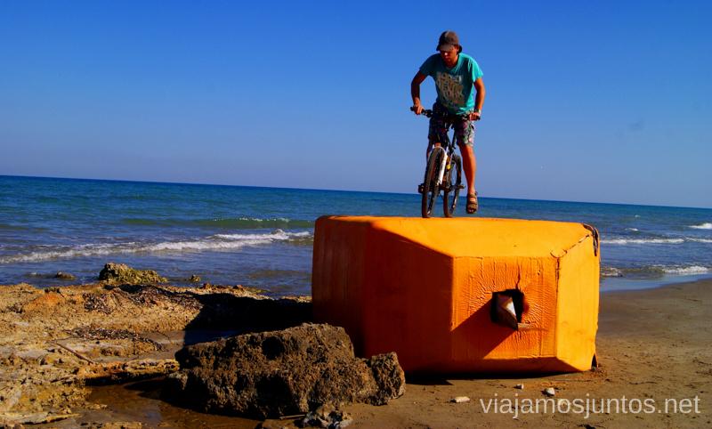 Postureo al máximo Dos rutas en bicicleta en los alrededores de Oropesa del Mar, que hacer en Castellón, Valencia