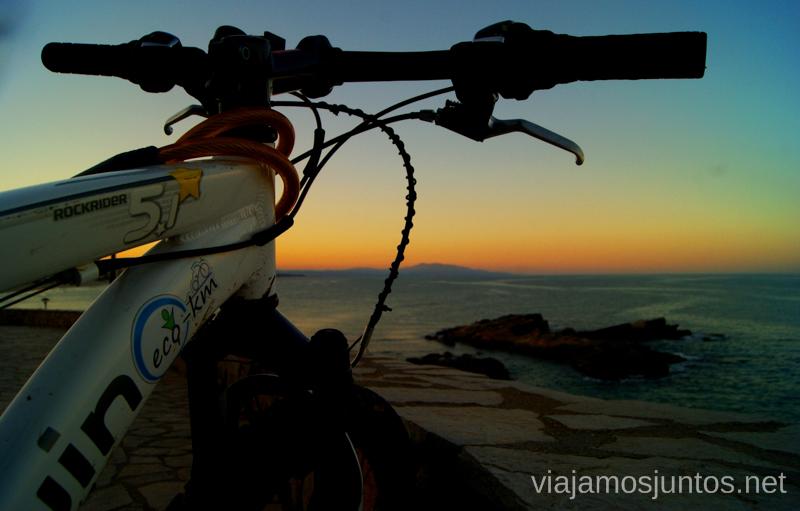 Un día lleno de aventura ;)Dos rutas en bicicleta en los alrededores de Oropesa del Mar, que hacer en Castellón, Valencia