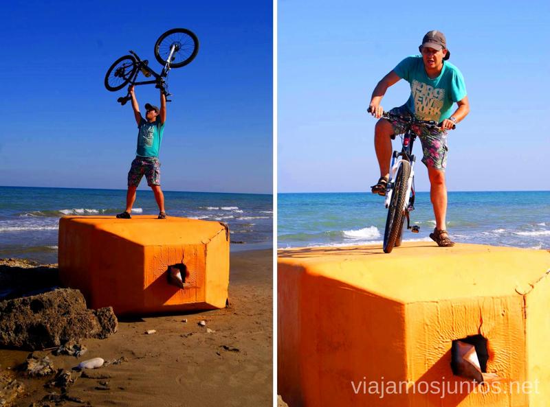 ¡A por todos! Dos rutas en bicicleta en los alrededores de Oropesa del Mar, que hacer en Castellón, Valencia