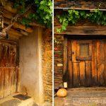 Detalles de Roblelacasa La historia de uno de los pueblos negros, Roblelacasa. Guadalajara