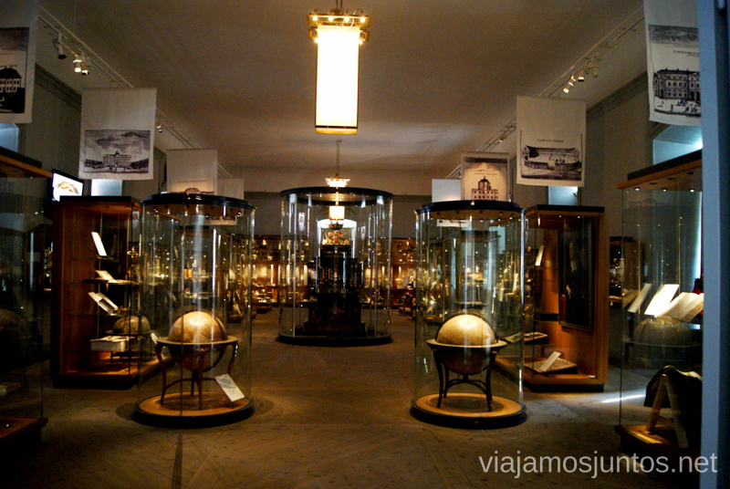 El Museo de la Ciencia Que ver y que hacer en Uppsala, Suecia. Atracciones turísticas. Visitas.