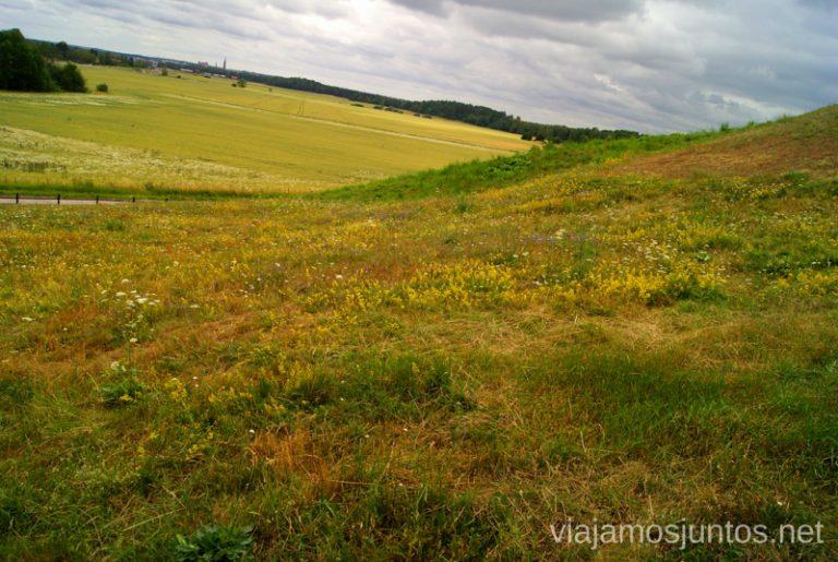 Es donde nació el Mundo... Gamla Uppsala, Uppland, Suecia.