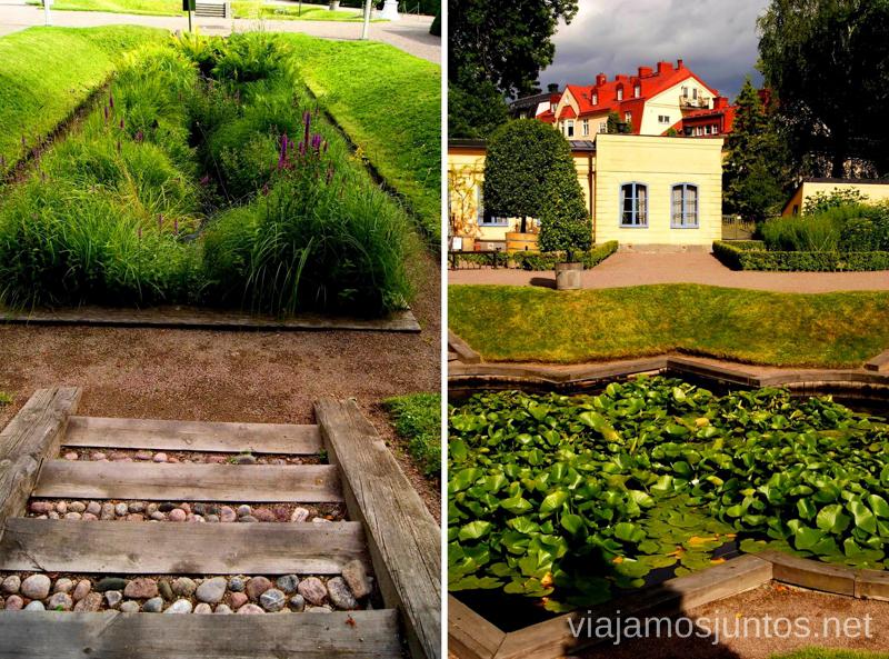 La casa de Linnaeus Que ver y que hacer en Uppsala, Suecia. Atracciones turísticas. Visitas.