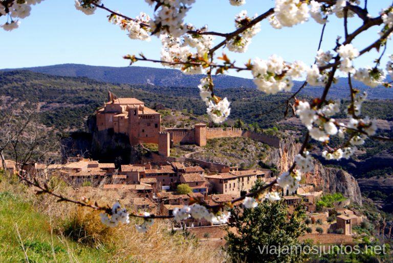 Alquezar, ojos-miel Que ver y que hacer en Alquezar, Huesca, Aragón.