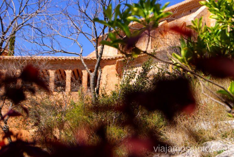 El castillo Que ver y que hacer en Alquezar, Huesca, Aragón.