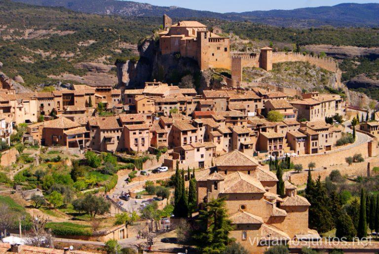 Información turística Que ver y que hacer en Alquezar, Huesca, Aragón.