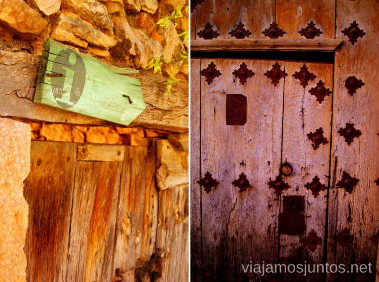 ¿Vértigo? Que ver y que hacer en Alquezar, Huesca, Aragón.