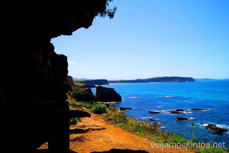 ¿Salimos de la cueva? ¿Preparados para el calor? Ruta de la Cueva Cucabrera, caminando por Cantabria.