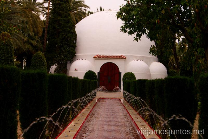 Parque Municipal Que ver y que hacer en Elche, Alicante, Valencia. Datos prácticos.