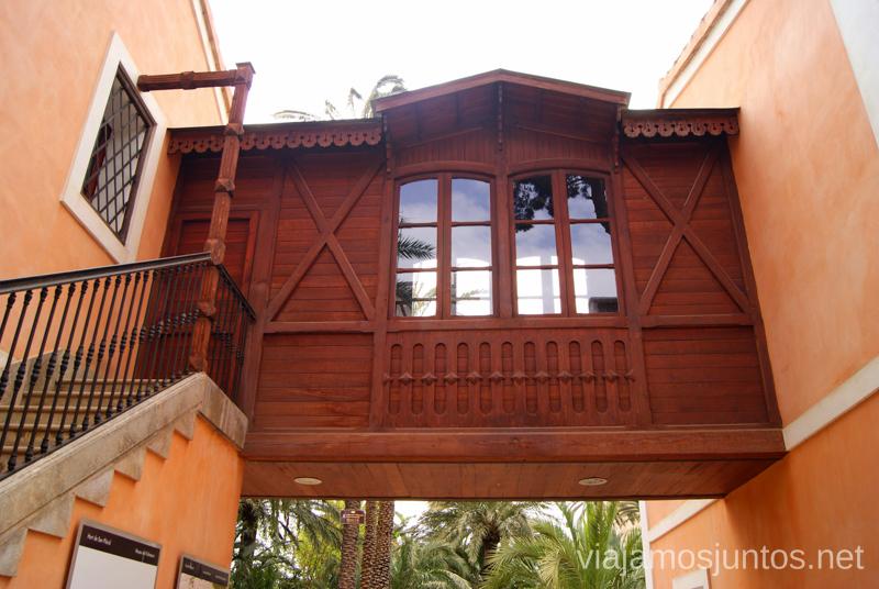 La casa típica del s. XIX en el Huerto de San Plácido Que ver y que hacer en Elche, Alicante, Valencia. Datos prácticos.