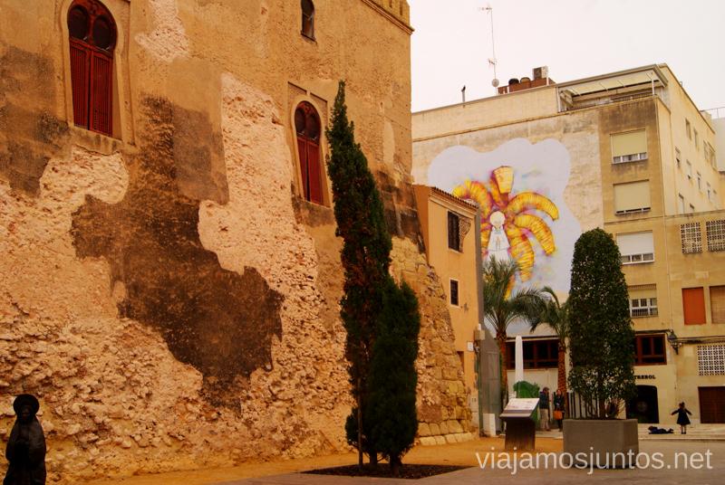 La Torre de la Calahorra Que ver y que hacer en Elche, Alicante, Valencia. Datos prácticos.