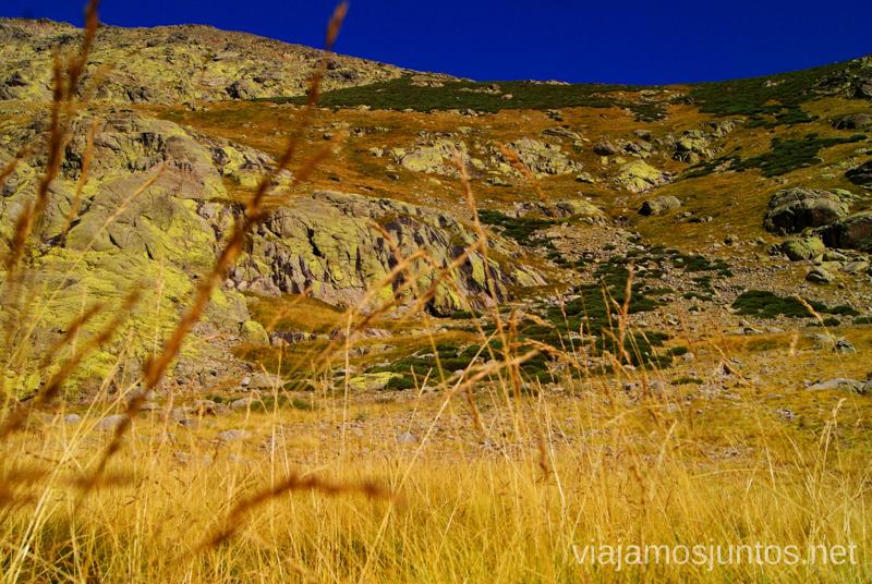 La subida que tenemos que hacer... Trekking de 3 días por Gredos, Castilla y León, historias y anécdotas de la ruta