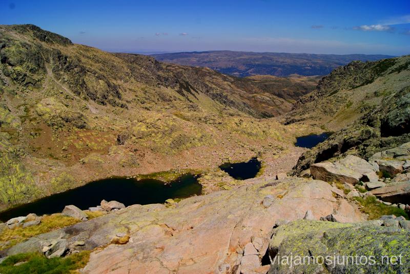 Gredos. Las Cinco Lagunas Trekking de 3 días por Gredos, Castilla y León, historias y anécdotas de la ruta