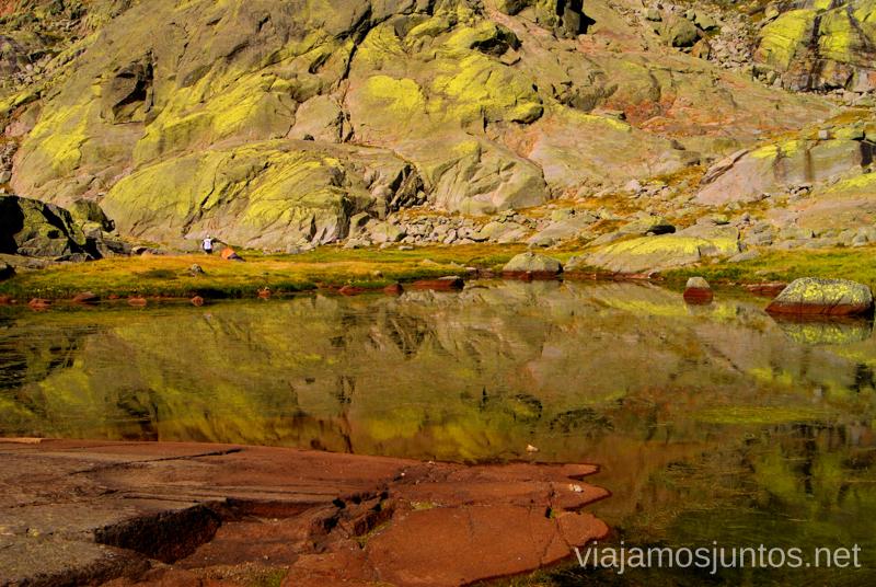 Roca y Agua, esencia de la Laguna Grande Trekking de 3 días por Gredos, Castilla y León, historias y anécdotas de la ruta