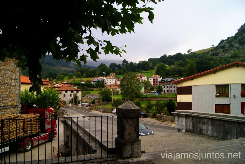 Arredondo Ruta circular en coche alrededor del Valle de Soba, Cantabria