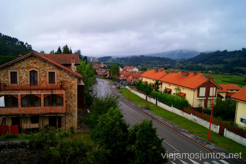 Rasines Ruta circular en coche alrededor del Valle de Soba, Cantabria