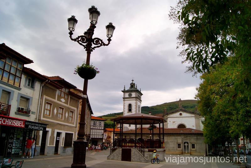 Ramales de la Victoria Ruta circular en coche alrededor del Valle de Soba, Cantabria