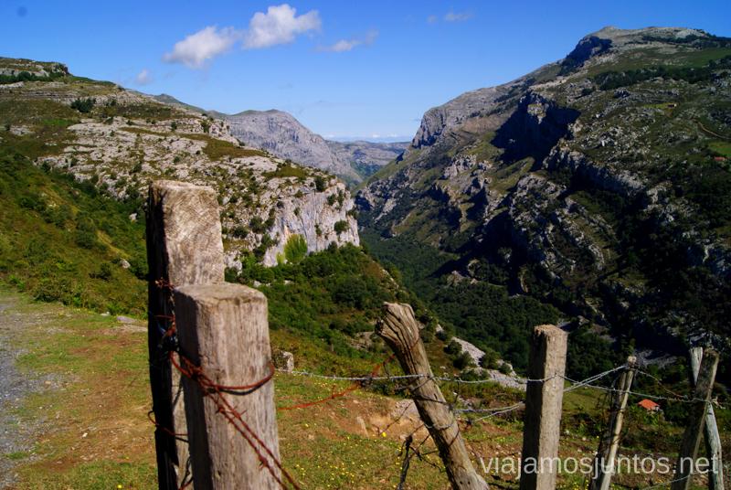 ¡Allá vamos! Ruta circular Vuelta a Colina, Parque Natural de los Collados del Asón, Cantabria