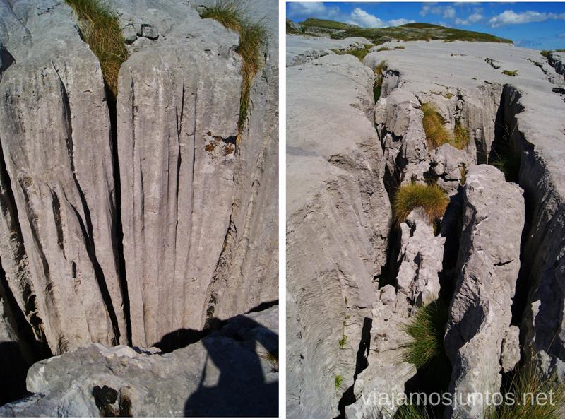 Agujeros profundos Ruta circular Vuelta a Colina, Parque Natural de los Collados del Asón, Cantabria