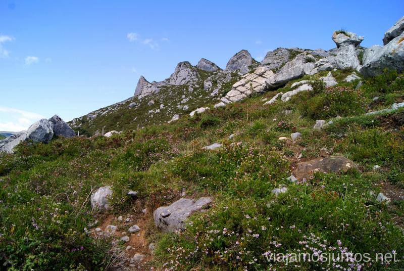 Nuestra dirección Ruta circular Vuelta a Colina, Parque Natural de los Collados del Asón, Cantabria