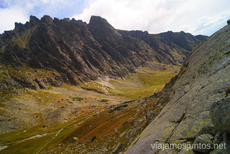 Momento de sol sin niebla Trekking en los Altos Tatras, Eslovaquia High Tatras, Slovaquia #EslovaquiaJuntos Parte III Diario