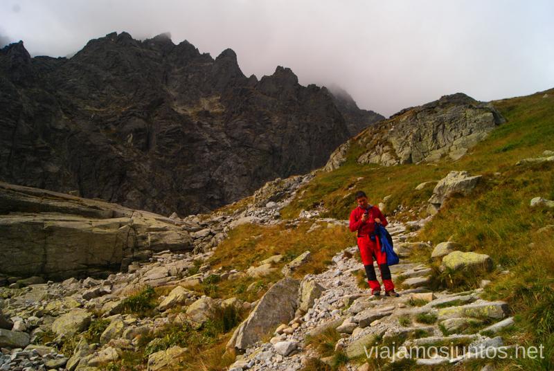 ¿Hay cobertura? ¿Y wi-fi gratis? Trekking en los Altos Tatras, Eslovaquia High Tatras, Slovaquia #EslovaquiaJuntos Parte III Diario