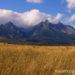 Allá vamos, Altos Tatras Preparación del trekking de dos días por Altos Tatras, Eslovaquia. High Tatras, Slovakia