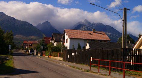 El pueblo de Nová LesnaTrekking en los Altos Tatras, Eslovaquia High Tatras, Slovaquia #EslovaquiaJuntos Información práctica