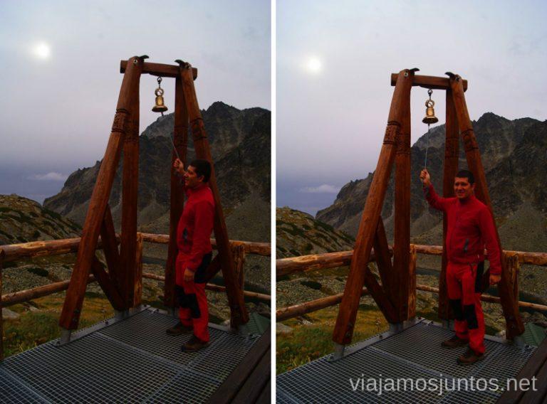 Refugio Sbojnicka Chata Trekking en los Altos Tatras, Eslovaquia High Tatras, Slovaquia #EslovaquiaJuntos Información práctica