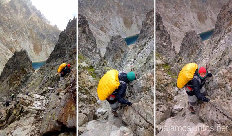 Superando miedos Trekking en los Altos Tatras, Eslovaquia High Tatras, Slovaquia #EslovaquiaJuntos Parte III Diario