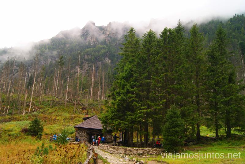 ¿Una cervecita? Trekking en Altos Tatras, diario de la travesia. Eslovaquia #EslovaquiaJuntos High Tatras Vysoké Tatry Slovakia
