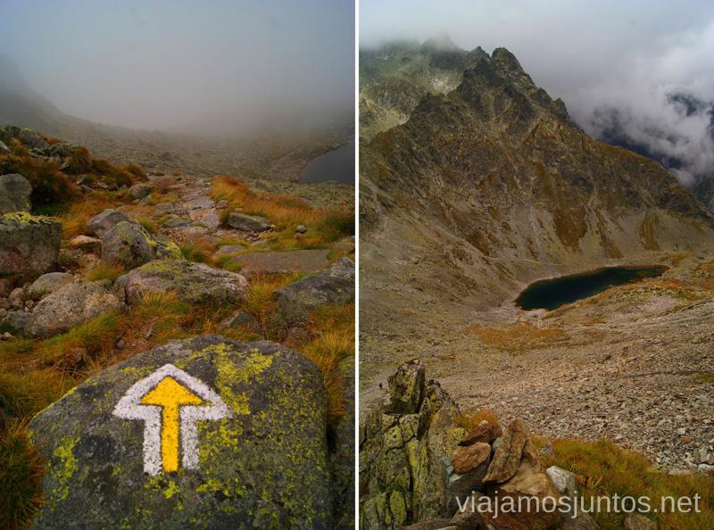 Más claro imposible: Allá vamos Trekking en los Altos Tatras, Eslovaquia High Tatras, Slovaquia #EslovaquiaJuntos Parte III Diario