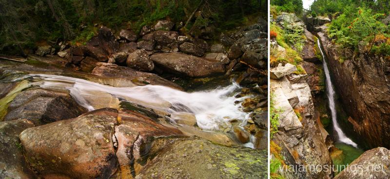 Agua-seda Trekking en Altos Tatras, diario de la travesia. Eslovaquia #EslovaquiaJuntos High Tatras Vysoké Tatry Slovakia