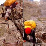 ¡Uff! las ferratas Trekking en Altos Tatras, diario de la travesia. Eslovaquia #EslovaquiaJuntos High Tatras Vysoké Tatry Slovakia