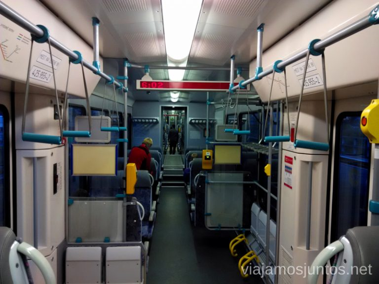 Tren: Poprad - Stary Smokovec Trekking en los Altos Tatras, Eslovaquia High Tatras, Slovaquia #EslovaquiaJuntos Información práctica