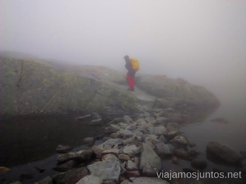 Complicaciones climáticas Trekking en los Altos Tatras, Eslovaquia High Tatras, Slovaquia #EslovaquiaJuntos Información práctica