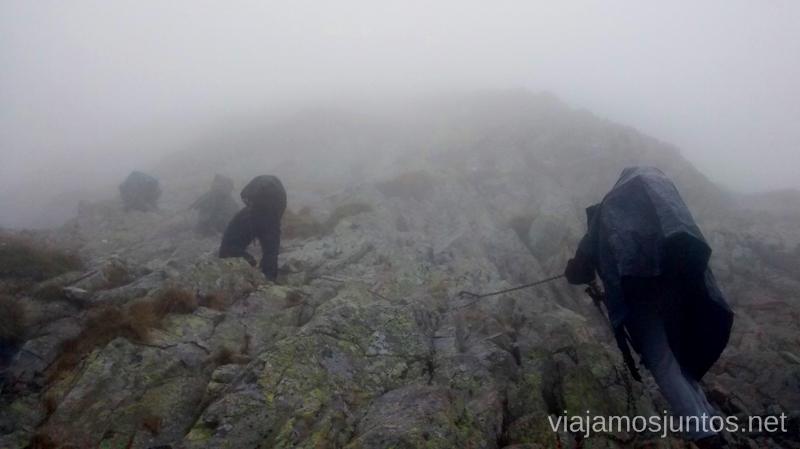 Los 4 hombres... Trekking en Altos Tatras, diario de la travesia. Eslovaquia #EslovaquiaJuntos High Tatras Vysoké Tatry Slovakia