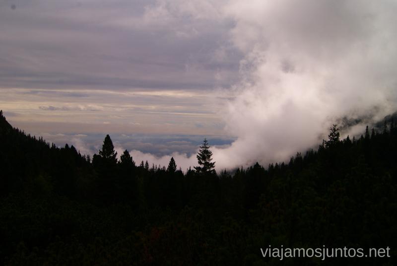 Paisajes de Altos Tatras Trekking en Altos Tatras, diario de la travesia. Eslovaquia #EslovaquiaJuntos High Tatras Vysoké Tatry Slovakia