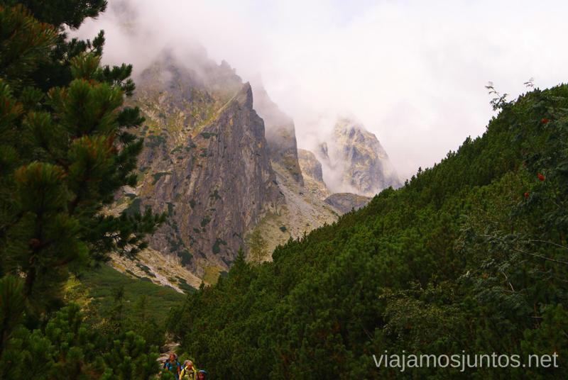 La imponente belleza de Tatras Trekking en Altos Tatras, diario de la travesia. Eslovaquia #EslovaquiaJuntos High Tatras Vysoké Tatry Slovakia