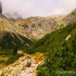 Caminos cómodos, bien marcados Trekking en Altos Tatras, diario de la travesia. Eslovaquia #EslovaquiaJuntos High Tatras Vysoké Tatry Slovakia