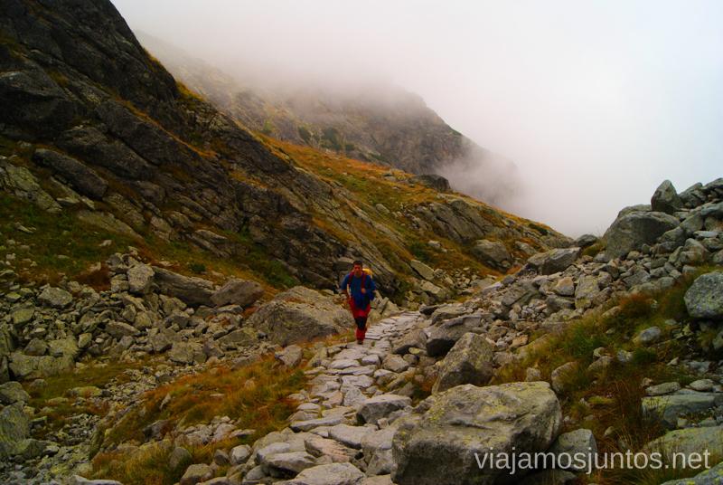 Explorando lo desconocido Trekking en Altos Tatras, diario de la travesia. Eslovaquia #EslovaquiaJuntos High Tatras Vysoké Tatry Slovakia