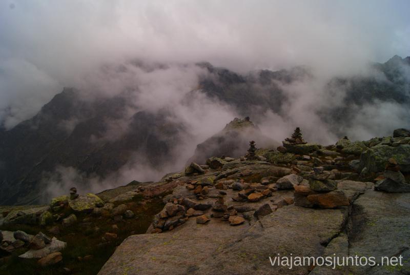 El Valle de las Nubes, según Denys, o Strelecké polia oficialmente Trekking en los Altos Tatras, Eslovaquia High Tatras, Slovaquia #EslovaquiaJuntos Parte III Diario