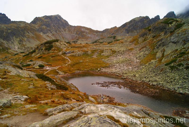 Zbojnícke plesá Trekking en los Altos Tatras, Eslovaquia High Tatras, Slovaquia #EslovaquiaJuntos Parte III Diario