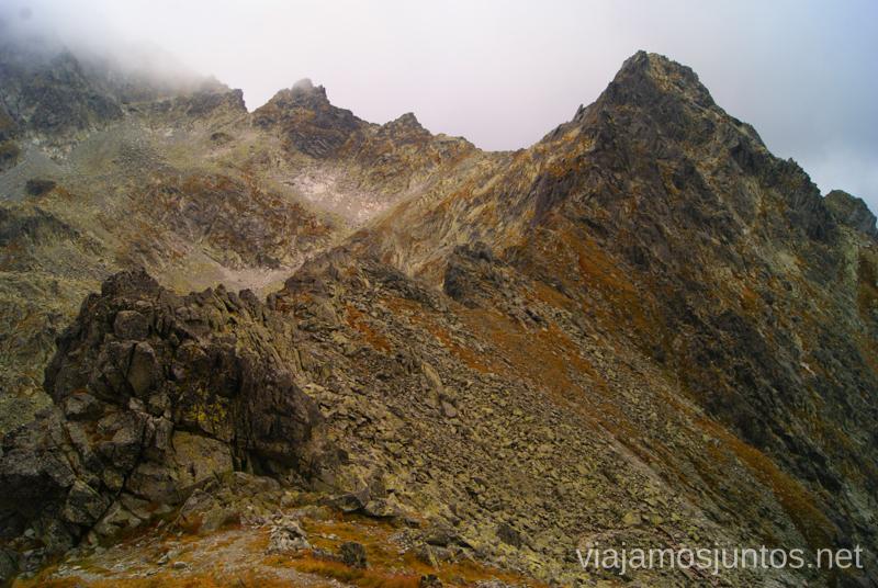 Las agrestes montañas Trekking en los Altos Tatras, Eslovaquia High Tatras, Slovaquia #EslovaquiaJuntos Información práctica