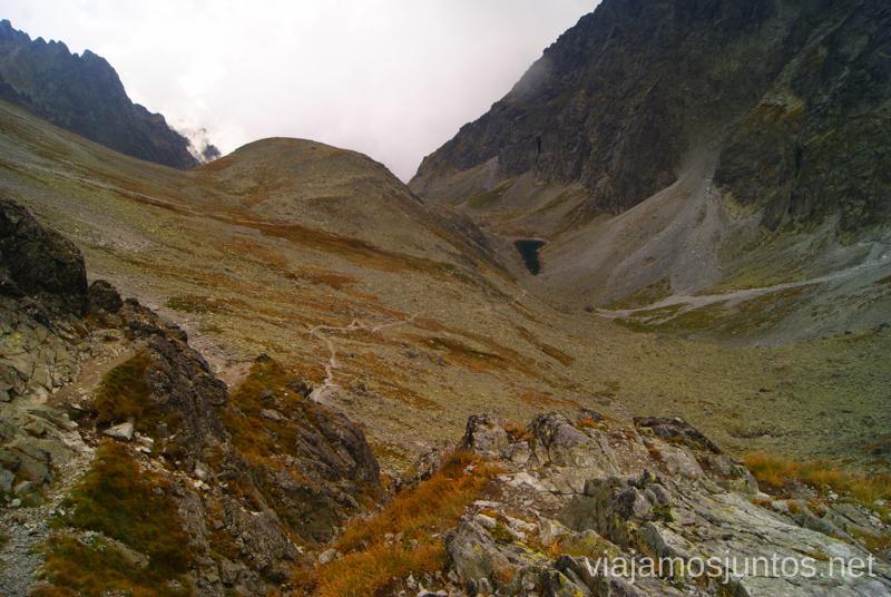El camino Trekking en los Altos Tatras, Eslovaquia High Tatras, Slovaquia #EslovaquiaJuntos Parte III Diario