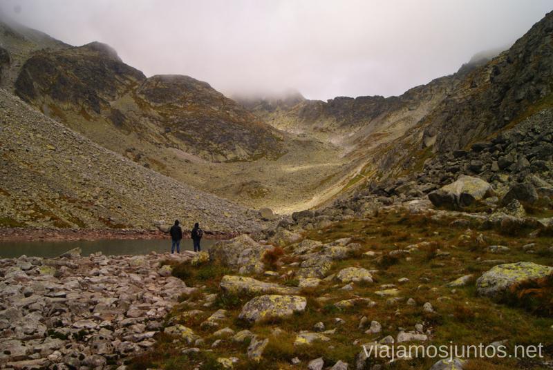 Pleso Dlhé (Lago Largo) Trekking en los Altos Tatras, Eslovaquia High Tatras, Slovaquia #EslovaquiaJuntos Parte III Diario